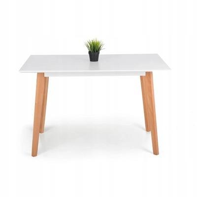 стол скандинавский Белый 120х80 Jadalniany Кухня