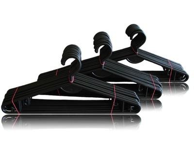ВЕШАЛКИ одежды для ОДЕЖДЫ для ОДЕЖДЫ черные x25