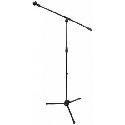 AKMUZ M-1 Statyw mikrofonowy łamany + 2 uchwyty