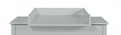 Novelies Zara prebaľovací stôl na bielizníka šedá
