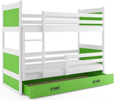 кровать двухъярусные кровати для детей-РИКО 190x80 + ящик