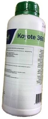 СРЕДСТВО против сорняков KOYOTE 360SL 1л