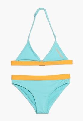 Strój kąpielowy CK Calvin Klein żółty NEON M L 8319300744  u7XHW