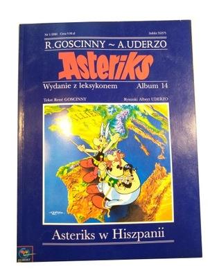 ASTERIKS - ASTERIKS W HISZPANII 1999 r.