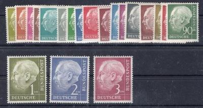 12680 Германия Bundes Мне 177 - 196 * Мишель 500 Евро