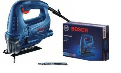 Bosch GST 700 ЭЛЕКТРОЛОБЗИК 500 ВТ - картон