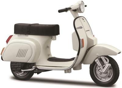 Piaggio Vespa PK ??? двадцать пять Automatica скутер 1 :18 Maisto