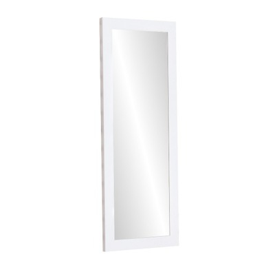 зеркало в ramieWENGE белое 100x40 сонома 12 ЦВЕТА