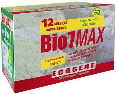 BIO7 MAX Активатор Бактерии + расщеплению Жиров 2кг