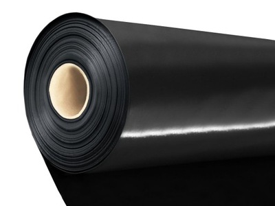Film black LDPE izolácie typ200 6x33m ochranné