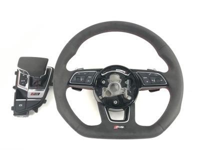 РУЛЬ АЛЬКАНТАРА AUDI RS5 RS4 8W 8W0419091EF