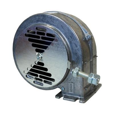 Ventilátora pre kotol DM 85 kovový rotor motora 40W