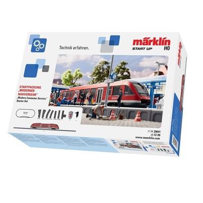 Marklin Start Up Питание Поезд Макет 29641