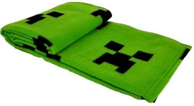 Minecraft ОДЕЯЛО ПЛЕД 100Х150 одеяло ЛЕГКИЙ байковый