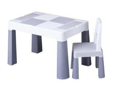Tabuľka vysokú Stoličku 3 v 1 MultiFun Tega Baby Šedá LEGO