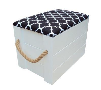 пуф СУНДУК коробка деревянная на игрушки Сиденье
