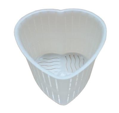 Форма для сыроварения для Сыр сердце 6x5 см сыр домашний