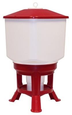 поилка автоматическое 50л для домашней птицы кур Novital