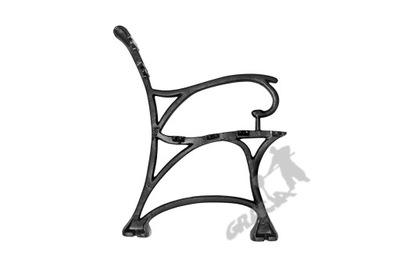Nogi żeliwne do ławek i stołów producent Fabryka Zieleni