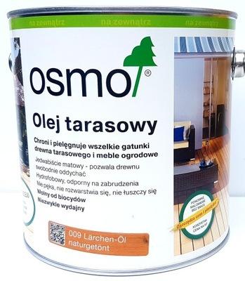 Osmo 009 Olej Dif 0.75 l Smrekovec
