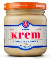 ANKORP Крем горчицы с медом 200г