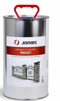 Пропитка JONIEC 5Л для бетонных заборов łupanyc