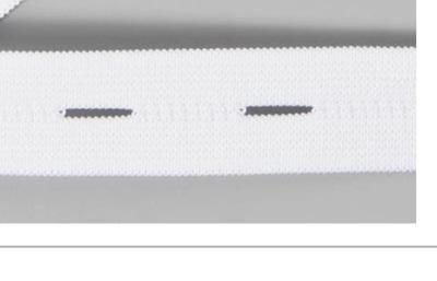 50 М резинка с отверстиями на пуговицы для 16мм
