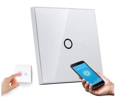 Выключатель света 1 Neo Wi-fi Алекса ТУЯ iOS ANDROID