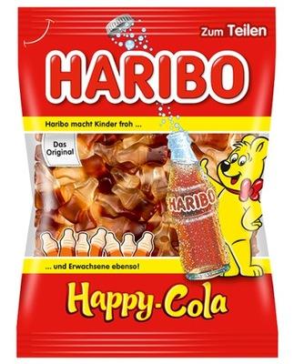 Haribo Happy Кола драже со вкусом колы 200г