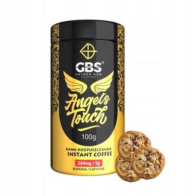 кофе GBS ANGELS TOUCH Растворимый печенью