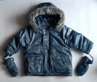 f6d93f670530b Coccodrillo zimowa kurtka chłopięca rozm. 140 - 7657560929 ...