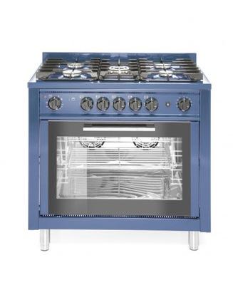 Kuchnia gazowa 5-palnikowa piekarnik i grill229194