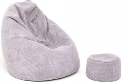 ??? Кресло XXXL + подставка для ног