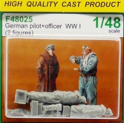 ??? F48025 Германий пульт + Офицер ВВ И 1 :48 24 ЧАСА