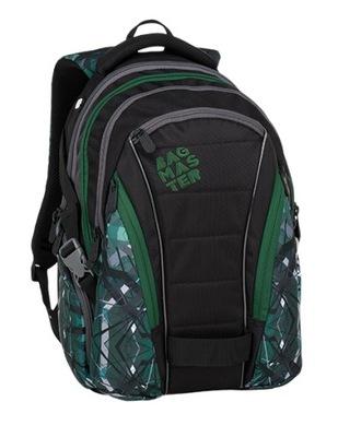904c5cc88901d Plecak młodzieżowy Bagmaster BAG 8 F na laptop 7355640921 - Allegro.pl
