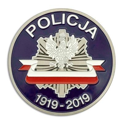 ПОЛИЦИЯ 1919-2019 Медаль, Монета
