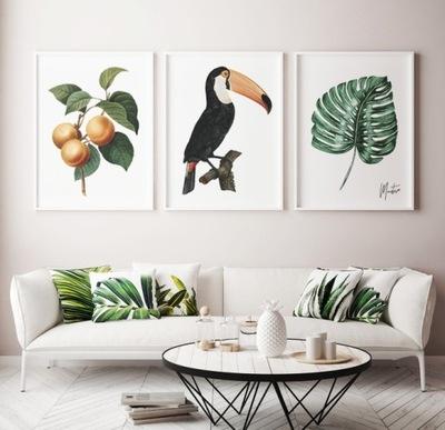 Sada plagáty, obrázky, obývacia izba A3