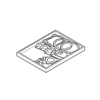 HATZ 01517802 комплект прокладок головки 1D81