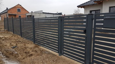 Подвесной ограждения Master II, забор, ворота