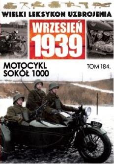 МОТОЦИКЛА SOKÓŁ 1000 PUBLIKACJA