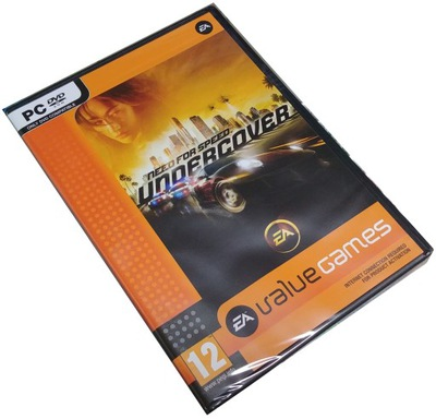 NFS NEED FOR SPEED UNDERCOVER BOX / PC / NOWA