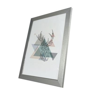 Фото рамка на ?????????? Сосна Дерево серебро 13x18