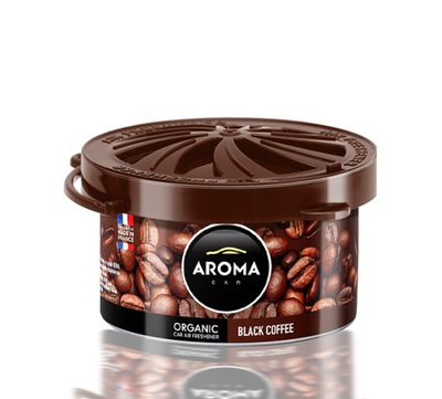 Zapach samochodowy - ORGANIC Black Coffee
