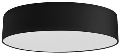 Štýlové moderné stropné LIVO? 50 black