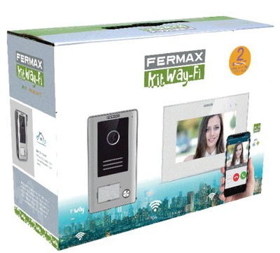Fermax Way - Fi 1431 перенаправление на мобильный