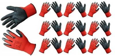 10 пар перчатки перчатки рабочие разм. . 9 latex