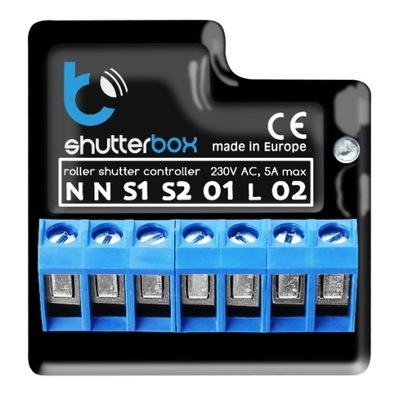 BleBox shutterBox v2 драйвер жалюзи Wi-fi Android
