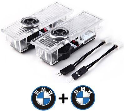 BMW DIODO LUMINOSO LED LOGOTIPO HOLOGRAM F10 F11 E60 E61 E87 E90 E91