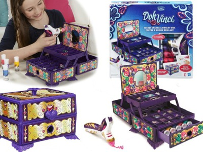 PLAY DOH VINCI NASTAVIŤ MAGIC BOX B7003
