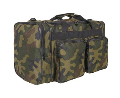военная сумка дорожная POLIGONOWA WZ93 968A/MON